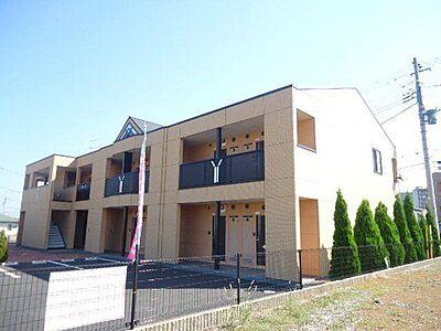 外観,1K,面積29.75m2,賃料5.1万円,つくばエクスプレス みらい平駅 徒歩4分,,茨城県つくばみらい市陽光台4丁目