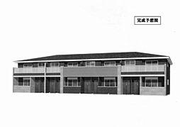 福富町アパート[0201号室]の外観