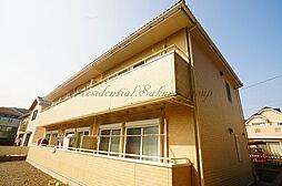 神奈川県逗子市久木1丁目の賃貸アパートの外観