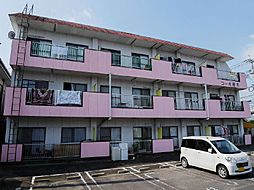 佐賀県佐賀市昭栄町の賃貸アパートの外観