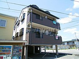 岩崎ハイツII[2階]の外観