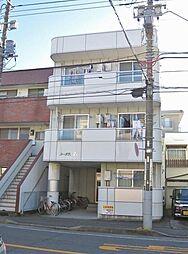 静岡県三島市西本町の賃貸アパートの外観