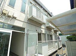 ドミール新松戸[2階]の外観