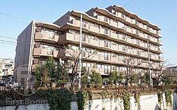 東京都大田区東雪谷5丁目の賃貸マンションの外観