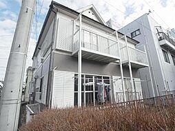 アーバンパレス横須賀[1階]の外観