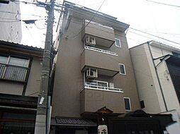 ナベル錦[2階]の外観