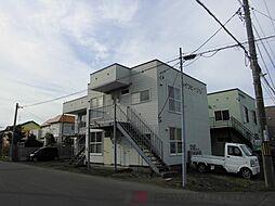 ハイツピープル[2階]の外観