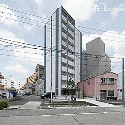 愛知県名古屋市中区平和2の賃貸マンションの外観