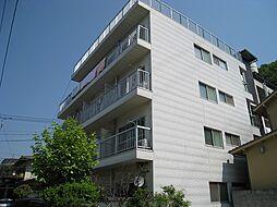 藤川ビル[302号室]の外観
