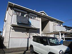 千葉県千葉市若葉区西都賀3丁目の賃貸アパートの外観