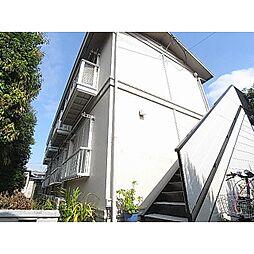 奈良県大和高田市旭南町の賃貸アパートの外観