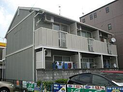タウニーカトー[1階]の外観