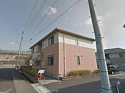 三洋タウン茶屋の原 B棟[201号室]の外観