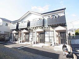 [テラスハウス] 神奈川県伊勢原市東大竹 の賃貸【/】の外観