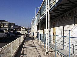 兵庫県姫路市御立西6丁目の賃貸アパートの外観