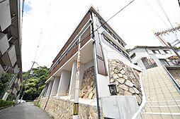 ビタミンテラス新神戸[1階]の外観