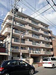 竹鼻ハイツ[4階]の外観