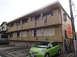 東京都江戸川区船堀2丁目の賃貸アパートの外観