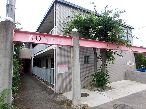 ZONE24[213号室]の外観