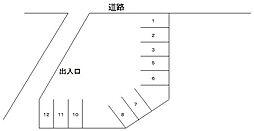 下祇園駅 0.8万円