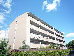 滋賀県草津市追分4丁目の賃貸マンションの外観