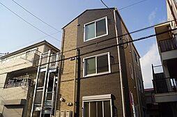 神奈川県横浜市磯子区磯子2の賃貸アパートの外観