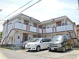 ファミーユ草津[2階]の外観