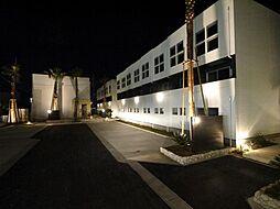 プレミアムアイランド日の出III[H号室]の外観