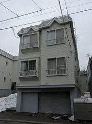 ダイユウハイツ24B[1階]の外観