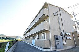 兵庫県姫路市四郷町東阿保の賃貸アパートの外観