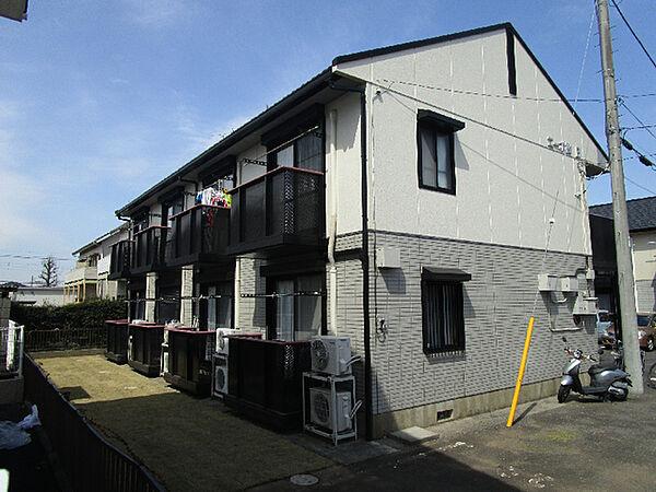コーポ桜B 2階の賃貸【茨城県 / つくば市】