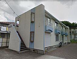 神奈川県横浜市戸塚区平戸3丁目の賃貸アパートの外観