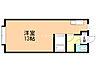 間取り,ワンルーム,面積27.15m2,賃料3.0万円,札幌市営東西線 菊水駅 徒歩8分,札幌市営東西線 バスセンター前駅 徒歩17分,北海道札幌市白石区菊水六条1丁目2番18号