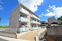 福岡県北九州市小倉北区赤坂5丁目の賃貸アパートの外観