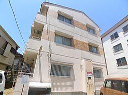 北松戸ハイツ[3階]の外観