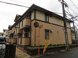 メルベーユ高井田[1階]の外観