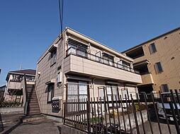 メゾン竹ノ塚[201号室]の外観