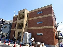 アマポーラ清江[201号室]の外観