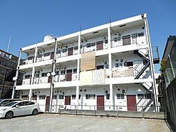 兵庫県明石市魚住町錦が丘4丁目の賃貸アパートの外観