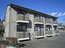 静岡県浜松市中区住吉5丁目の賃貸アパートの外観