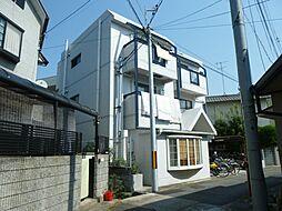 京阪四ノ宮アバンギャルド[101号室号室]の外観