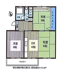 【敷金礼金0円!】港南台めじろ団地