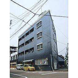 岐阜県岐阜市加納柳町の賃貸アパートの外観