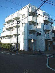 東京都板橋区板橋3の賃貸マンションの外観