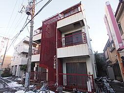 メゾン若竹[201号室]の外観