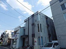 愛知県名古屋市昭和区小坂町2丁目の賃貸マンションの外観