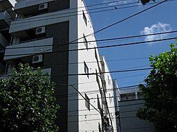 哲学堂通りセンタービル[201号室]の外観