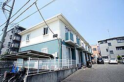 [テラスハウス] 神奈川県大和市つきみ野4丁目 の賃貸【/】の外観