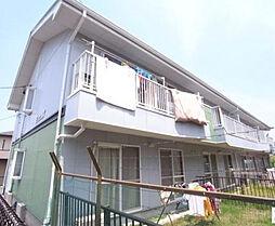 愛知県名古屋市名東区平和が丘5丁目の賃貸アパートの外観