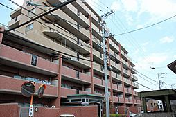 広島県広島市佐伯区五日市中央3丁目の賃貸マンションの外観